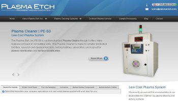 Plasma Etch Inc.