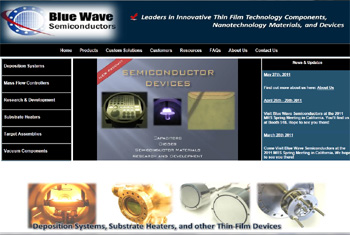 Blue Wave Semiconductors