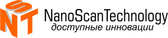 Nano Scan Technology logo.