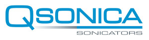 Qsonica - Ultrasonic Liquid Processors logo.