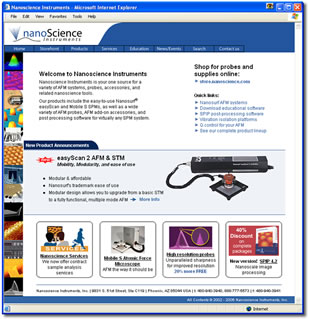 Nanoscience Instruments