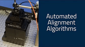 Video to Show Automated Alignment Algorithms