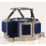 PI's High-Dynamic Hexapod for Test and Qualification Equipment