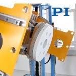 Qualifying Positioning Systems with PI's Heavy-Duty Lifting and Rotating Platform