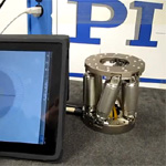 Control Your Hexapod Using Your iPad