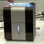 The SOLVER Nano Atomic Force microscope from NT-MDT