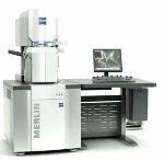 MERLIN Scanning Electron Microscope by Carl Zeiss